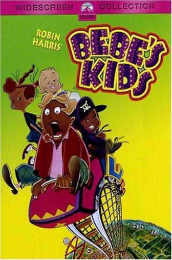 Random Movie Pick - Bébé's Kids 1992 Poster