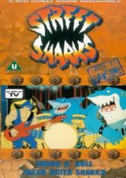 Random Movie Pick - Street Sharks 1994 Poster