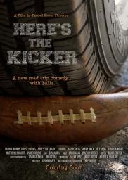 Random Movie Pick - Here's the Kicker 2011 Poster