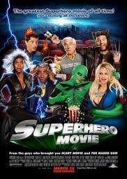 Random Movie Pick - Superhero Movie 2008 Poster