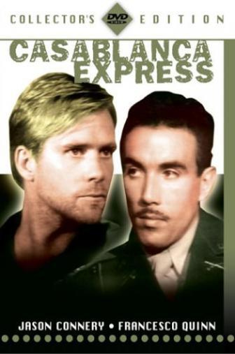 Random Movie Pick - Casablanca Express 1989 Poster
