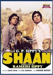 Random Movie Pick - Shaan 1980 Poster