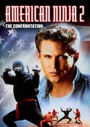Random Movie Pick - American Ninja 2: The Confrontation 1987 Poster