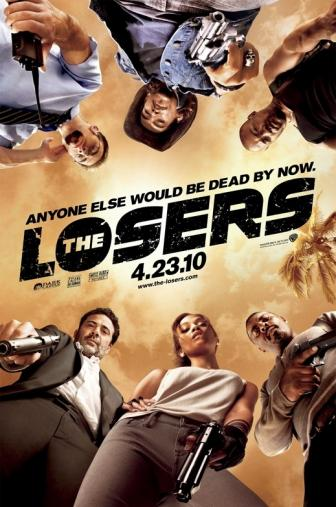 Random Movie Pick - The Losers 2010 Poster