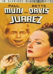 Random Movie Pick - Juarez 1939 Poster