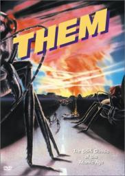 Random Movie Pick - Them! 1954 Poster