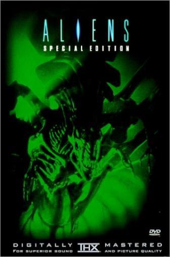 Random Movie Pick - Aliens 1986 Poster