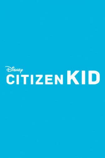 Random Movie Pick - Disney's Citizen Kid 2014 Poster