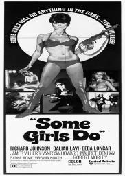 Random Movie Pick - Some Girls Do 1969 Poster