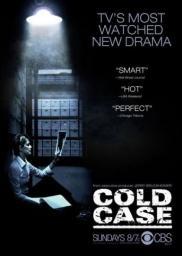 Random Movie Pick - Cold Case 2003 Poster