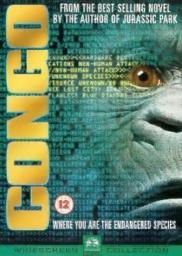 Random Movie Pick - Congo 1995 Poster