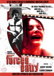 Random Movie Pick - Forced Entry 1973 Poster