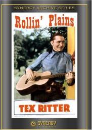 Random Movie Pick - Rollin' Plains 1938 Poster