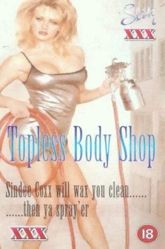 Random Movie Pick - Topless Body Shop 1997 Poster