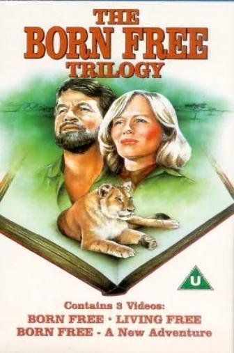 Random Movie Pick - Born Free 1974 Poster