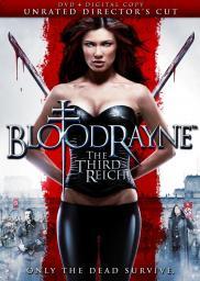 Random Movie Pick - Bloodrayne: The Third Reich 2010 Poster