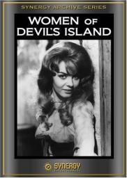 Random Movie Pick - Le prigioniere dell'isola del diavolo 1962 Poster