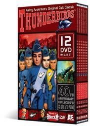 Random Movie Pick - Thunderbirds 1965 Poster