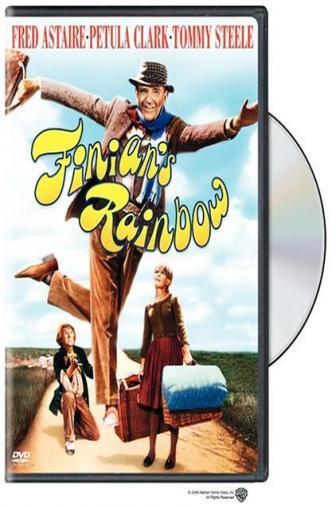 Random Movie Pick - Finian's Rainbow 1968 Poster