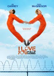 Random Movie Pick - I Love You Phillip Morris 2009 Poster
