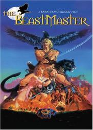 Random Movie Pick - The Beastmaster 1982 Poster
