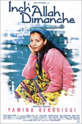 Random Movie Pick - Inch'Allah dimanche 2001 Poster