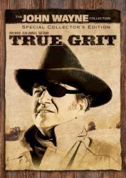 Random Movie Pick - True Grit 1969 Poster