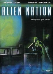 Random Movie Pick - Alien Nation 1988 Poster