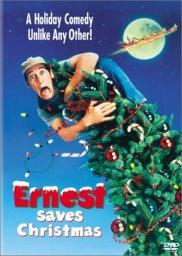 Random Movie Pick - Ernest Saves Christmas 1988 Poster