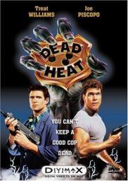 Random Movie Pick - Dead Heat 1988 Poster