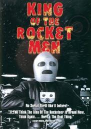 Random Movie Pick - King of the Rocket Men 1949 Poster