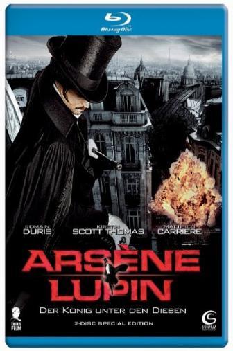 Random Movie Pick - Arsène Lupin 2004 Poster