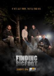 Random Movie Pick - Finding Bigfoot 2011 Poster