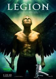 Random Movie Pick - Legion 2009 Poster