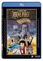 Random Movie Pick - One Piece: Episode of Alabaster - Sabaku no Ojou to Kaizoku Tachi 2007 Poster