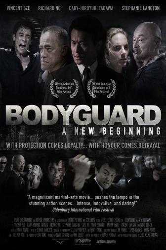 Random Movie Pick - Bodyguard: A New Beginning 2008 Poster