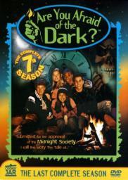 Random Movie Pick - Are You Afraid of the Dark? 1990 Poster