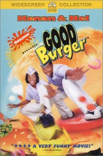 Random Movie Pick - Good Burger 1997 Poster