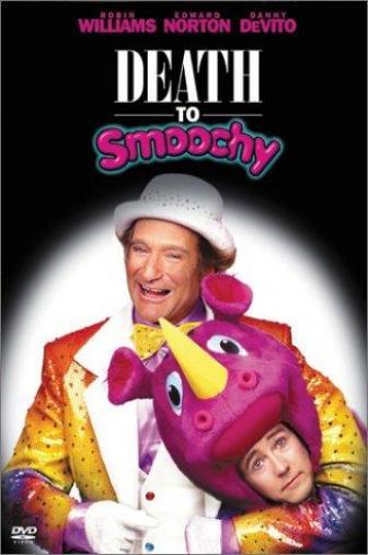 Random Movie Pick - Death to Smoochy 2002 Poster