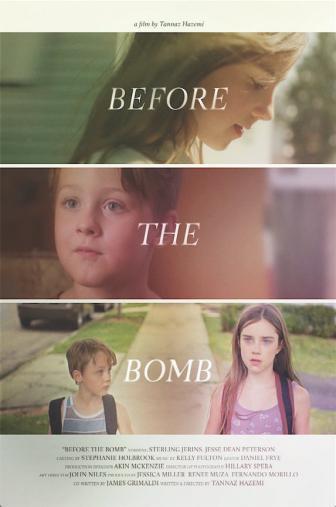 Random Movie Pick - Before the Bomb 2015 Poster
