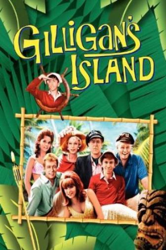 Random Movie Pick - Gilligan's Island 1964 Poster