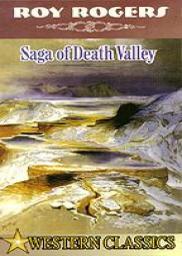 Random Movie Pick - Saga of Death Valley 1939 Poster