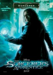 Random Movie Pick - The Sorcerer's Apprentice 2010 Poster