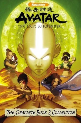 Random Movie Pick - Avatar: The Last Airbender 2005 Poster