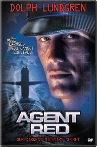 Random Movie Pick - Agent Red 2000 Poster