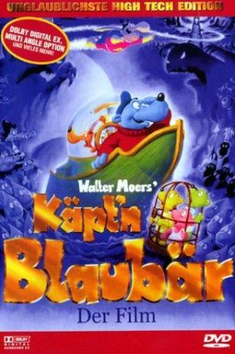 Random Movie Pick - Käpt'n Blaubär - Der Film 1999 Poster