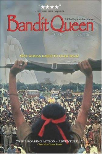 Random Movie Pick - Bandit Queen 1994 Poster