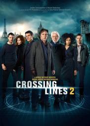Random Movie Pick - Crossing Lines 2013 Poster