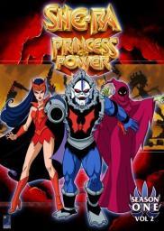 Random Movie Pick - She-Ra: Princess of Power 1985 Poster