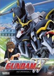 Random Movie Pick - Shin kidô senki Gundam W 1995 Poster